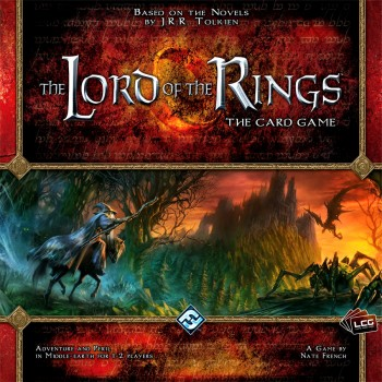 Властелин Колец ЖКИ (The Lord of the Rings LCG)